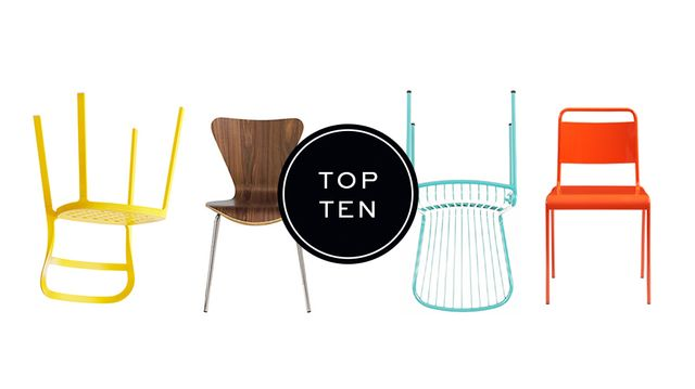 Top 10: Side Chairs Under $100