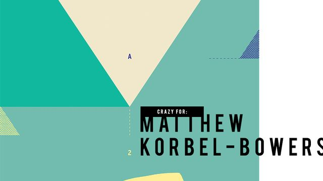 In Living Colour: <br>Matthew Korbel Bowers<br/>
