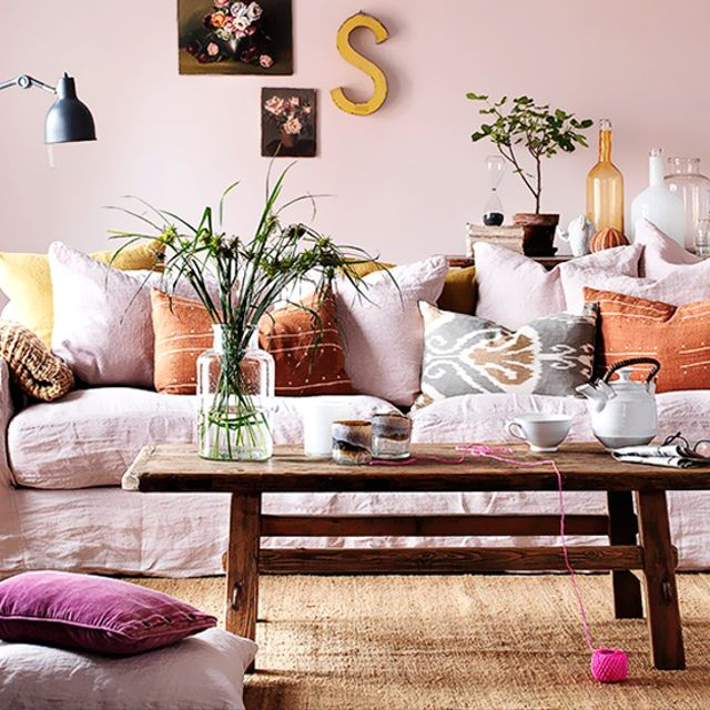 Color of the Moment: Blush