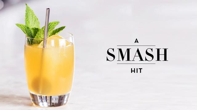 Drink Me: Whiskey Smash
