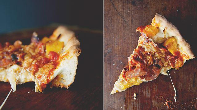 Recipe Of The Week: Deep Dish Pizza With Roasted Butternut Squash