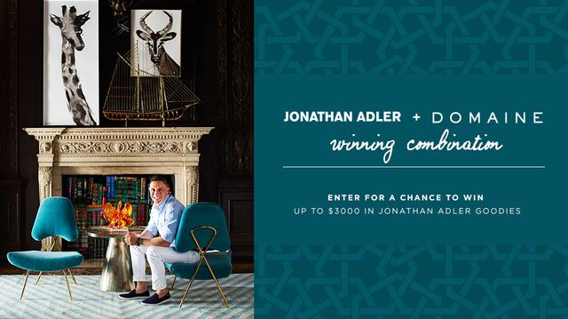 Want to Go Home With Jonathan Adler?