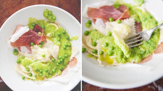 Recipe of the Week: Burrata Ravioli