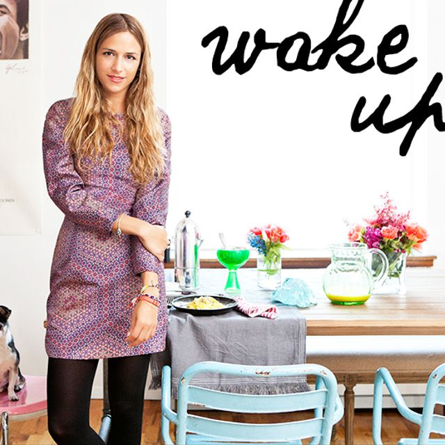 Rise and Shine with Charlotte Ronson