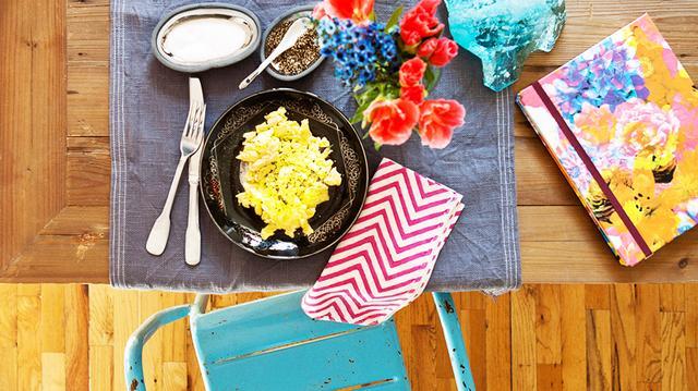 Recipe: Julia Child-Inspired Scrambled Eggs
