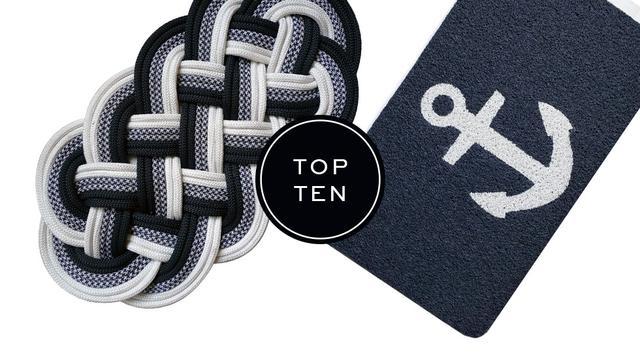 Top Ten: Doormats