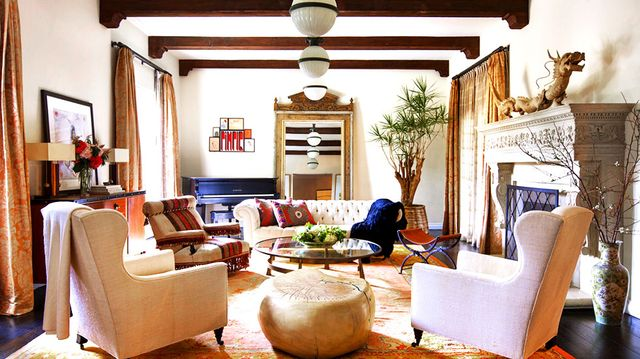Shop The Room: Lively Living Room