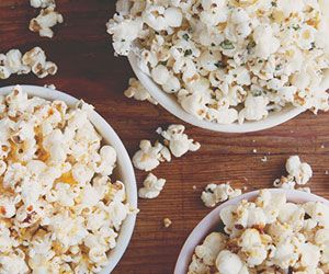 Recipe of the Week: Popcorn Three Ways