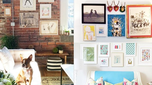 Show Us Yours: Gallery Wall Edition