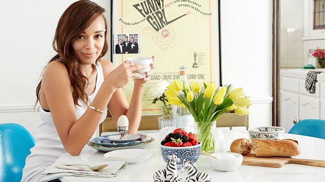 Ashley Madekwe: My Morning Routine