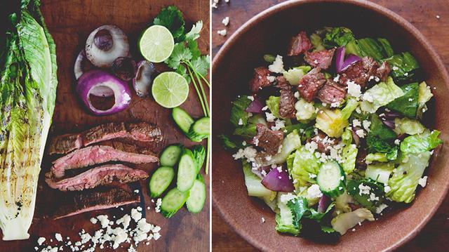 Recipe of the Week: Steak & Cotija Salad