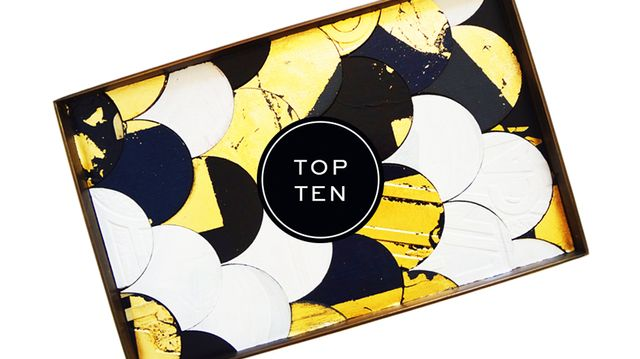 Top 10: Bar Trays