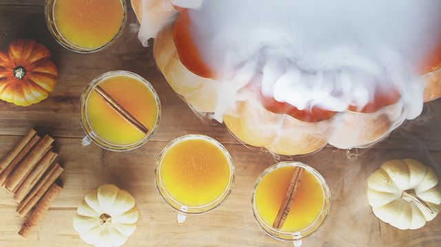 3 Ghoulish Punch Recipes for Halloween