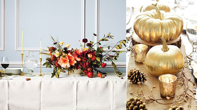 10 Inspiring Thanksgiving Centerpieces