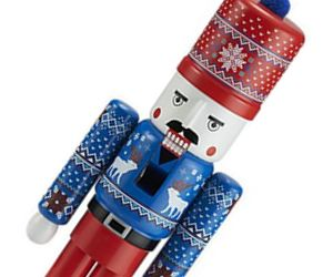 Holiday Fun: Ugly Sweater Nutcracker