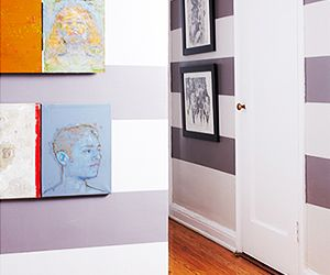 Ask Estee: How-To Decorate a Hallway