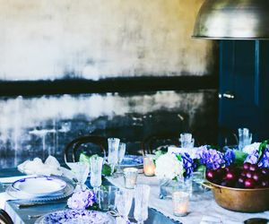 Get Inspired: A Rustic, Yet Refined, Winter Tablescape
