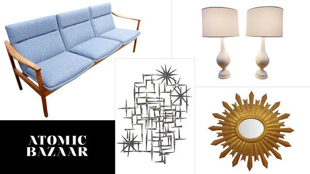 Design Insider Brandon Vega Sells His Vintage Collection on Chairish