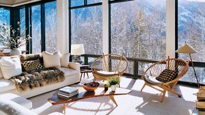 Let It Snow! 6 Decorating Ideas For a Chic Ski Home