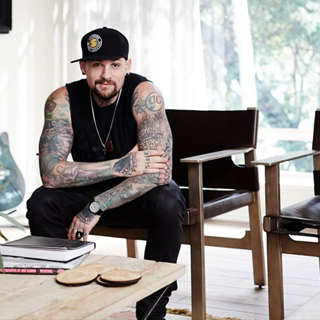 Home Tour: Benji Madden, the Accidental Designer
