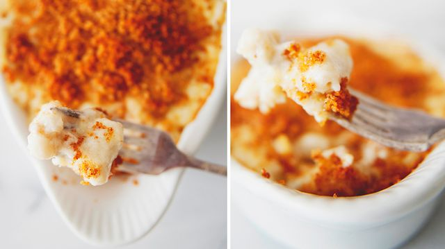 A Mac and Cheese with a Sneaky Veggie Secret