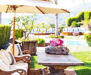 Live Like a Real Housewife In Yolanda Foster's Malibu Manse