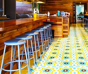 Design Renaissance: Patterned Cement Tiles Are Reborn