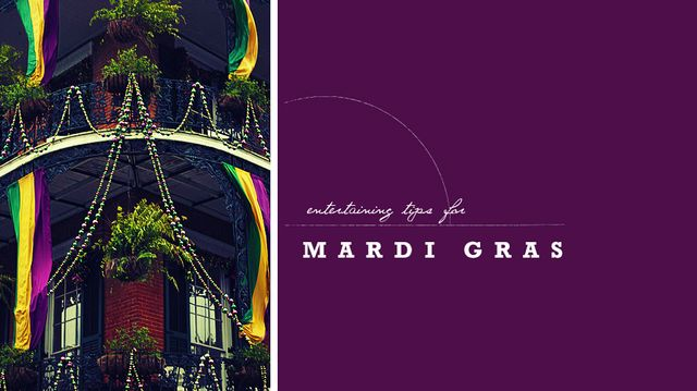 New Orleans Tastemakers Share Their Mardi Gras Entertaining Tips