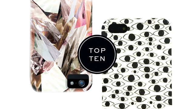10 Tech-Chic iPhone Cases