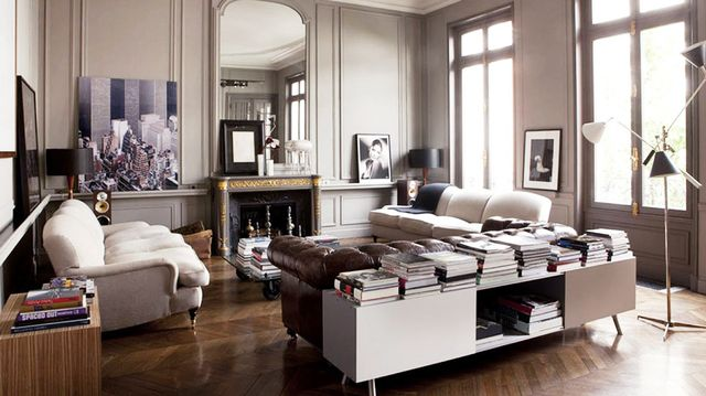 The 12 best warm neutrals for your walls mydomaine for Farrow and ball bordeaux