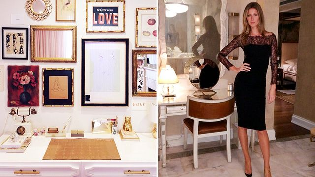 Gisele, Rihanna, Miranda Kerr, And More Share Their Homes
