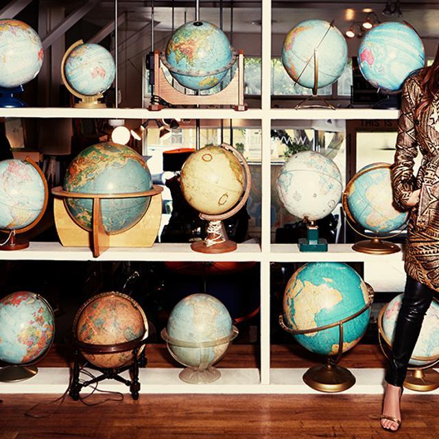 Dream Date: Vintage Shopping with Kourtney Kardashian