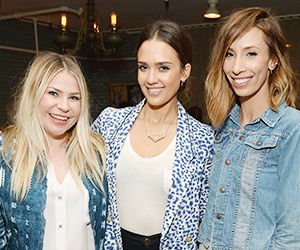 Jessica Alba and Mandy Moore Celebrate the Release of New Must-Have Book, <i>A Denim Story</i>