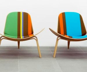 Sneak Preview: Paul Smith For Hans Wegner