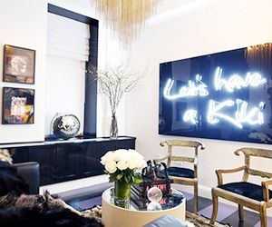 A Tiny New York Home Designed for Fun