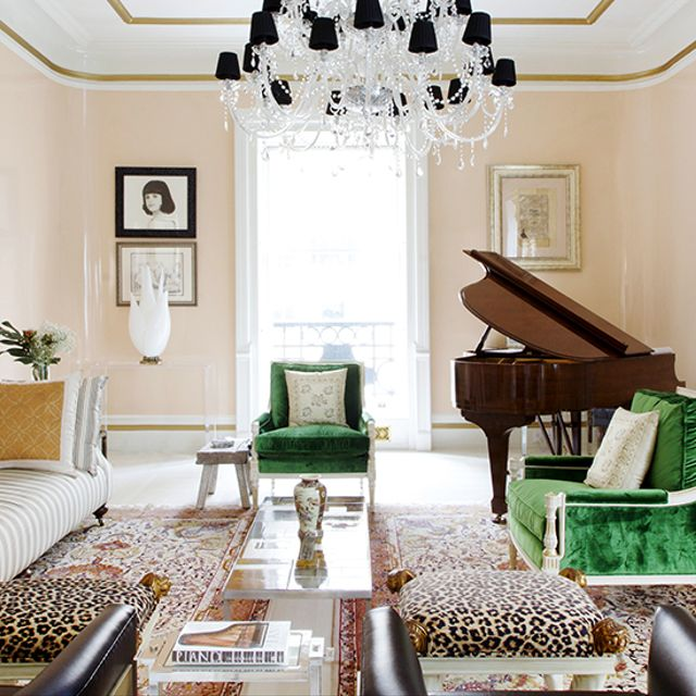 Home Tour: A Ballerina's Manhattan Paradise