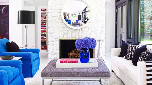 Home Tour: A Sleek New Life For a Greenwich Ranch