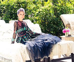 Nicole Richie's 4 Tips for a Beautiful Backyard