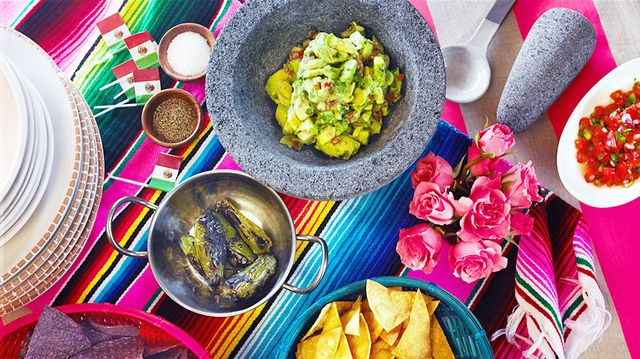 Your guide to hosting a chic cinco de mayo party for 667 haute culture