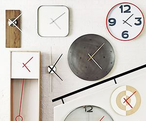 10 Unique Wall Clocks For Your Home Mydomaine