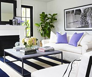 Peek into a Preppy Home with a Flair for Fun