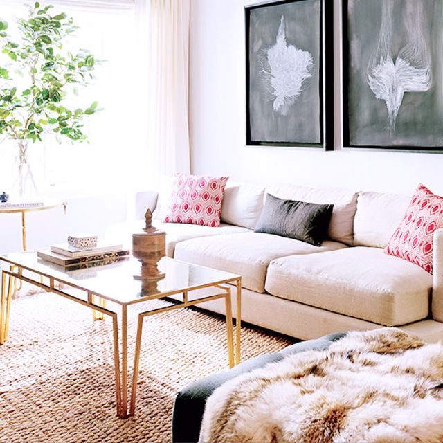 15 Envy-Inducing Celebrity Living Rooms