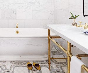 Genius bathroom cleaning tricks you need to know mydomaine - What do i need to clean my bathroom ...