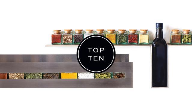 10 Stylish Spice Racks For A Flavorful Kitchen Mydomaine Au