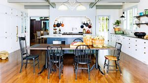 Get the Look of This Dreamy Victorian Kitchen