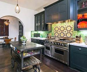 Inside Megan Fox and Brian Austin Green's $4 Million LA Home
