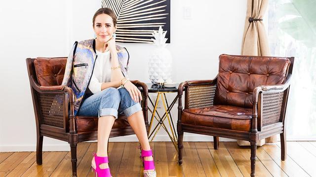 Louise Roe Unveils a Major Home D