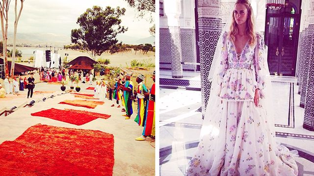 Everything You Need to Host an Epic Moroccan Fête
