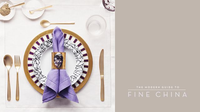 The Modern Guide to Fine China