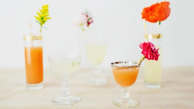 5 Celebratory Signature Cocktails